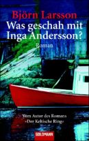 Was geschah mit Inga Andersson?